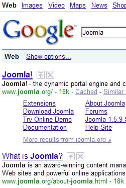 Zoekresultaat voor Joomla